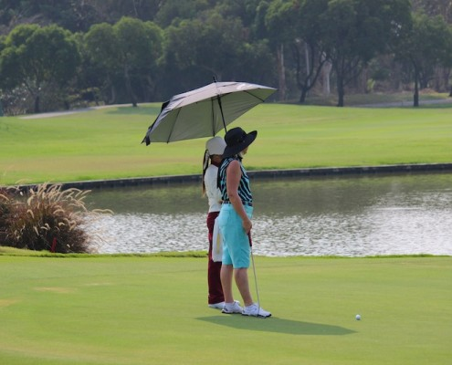 golf tour thailand