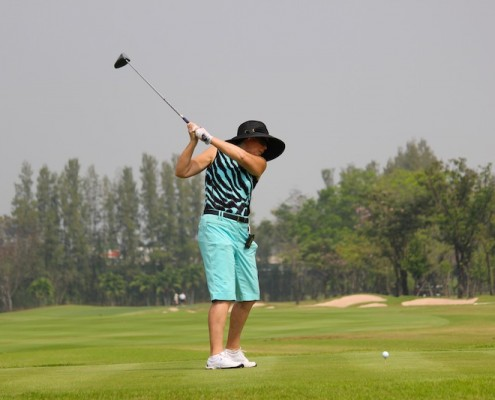 golf holiday thailand