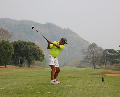 Thailand Golf Tours