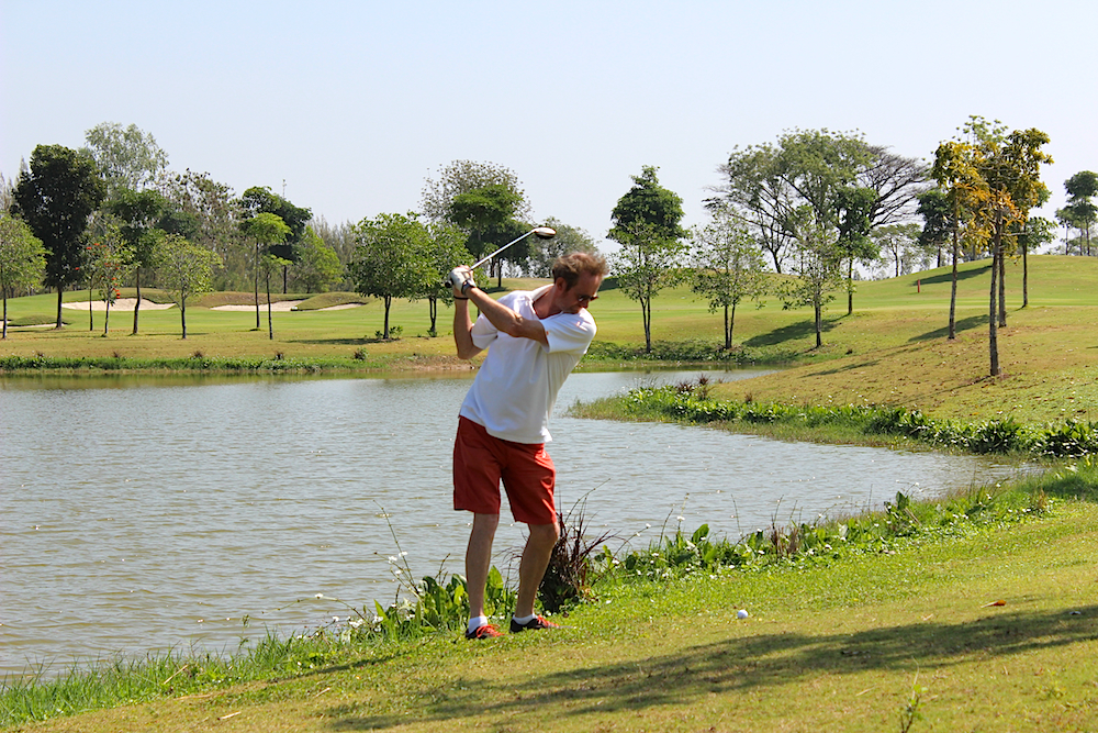 Golf Holidays Thailand