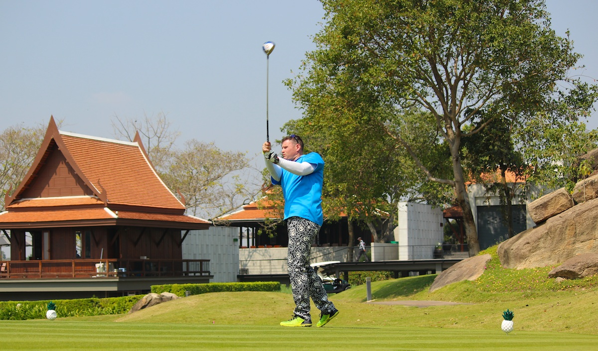 Golf tours in Thailand