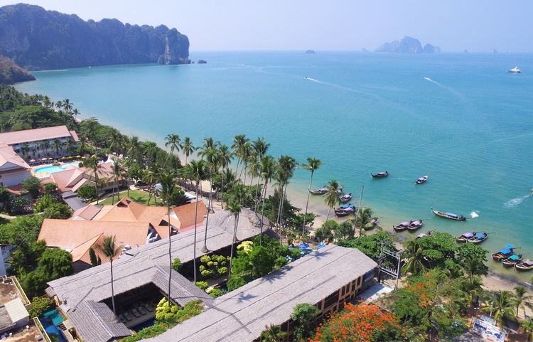 Ao phra nang beach resort